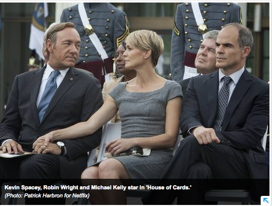 House of cards = House of no sleep